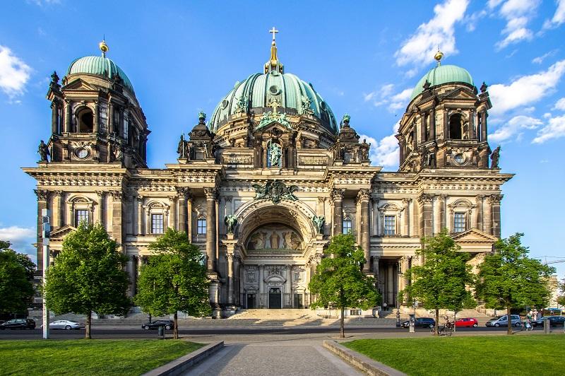 Berlin Dome facade