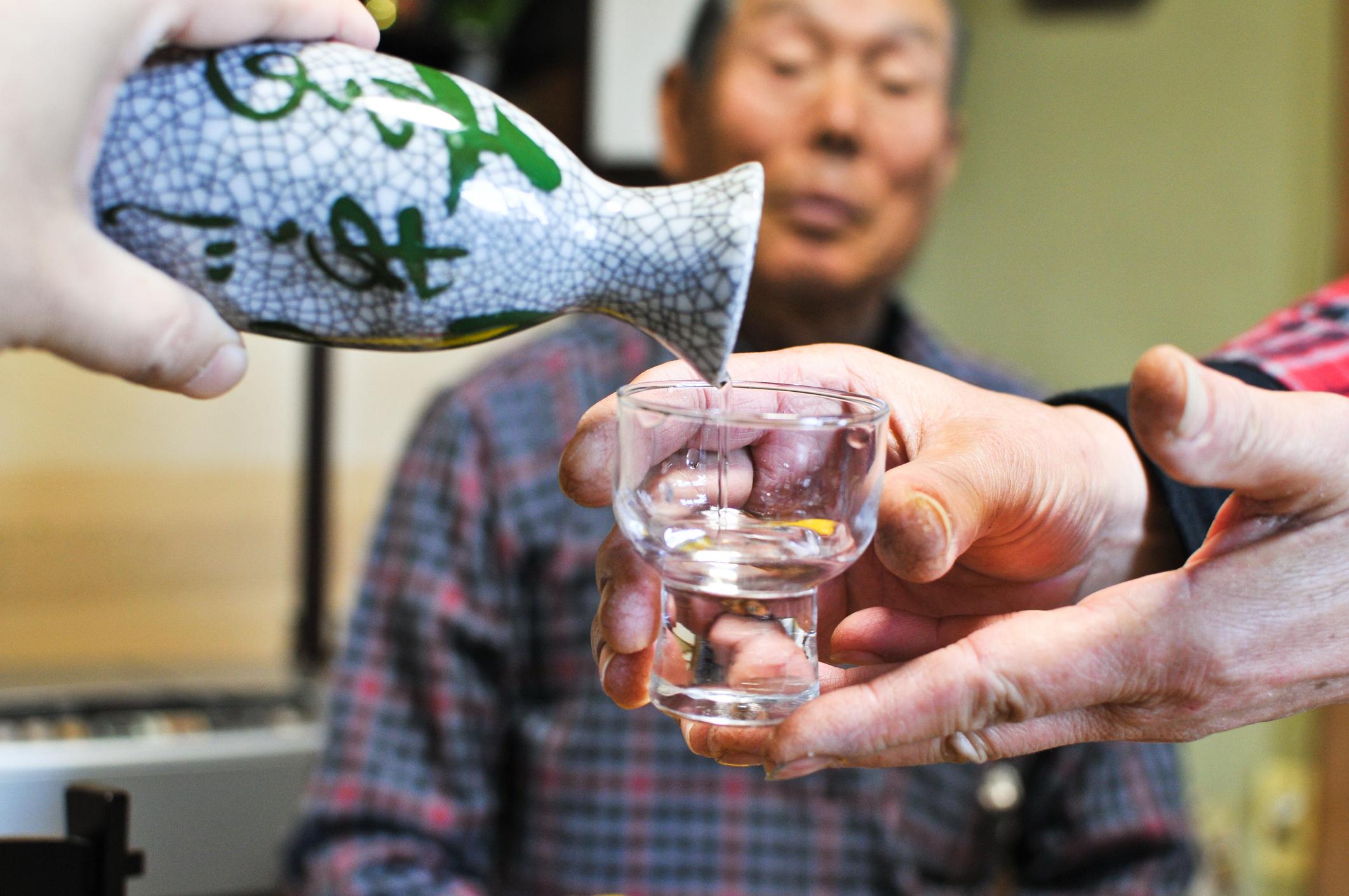 Cheongju, a representative Japanese rice wine
