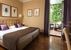 호텔 임페리얼 - 로마 - 침실