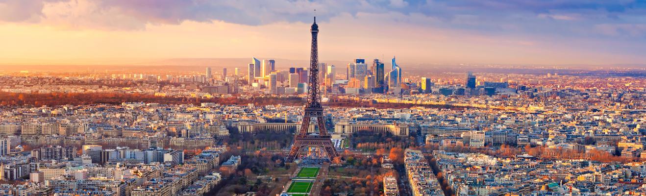 파리 - 로맨틱한, 와인, 쇼핑, 도시적인, 역사적인, 나이트라이프