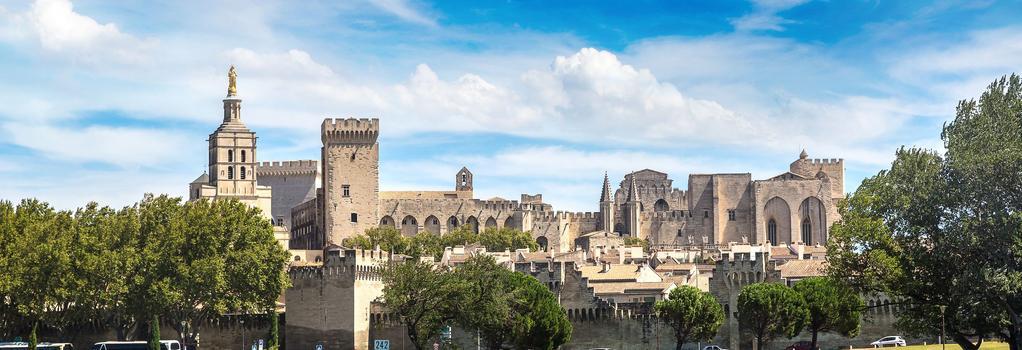 Ymca Villeneuve Les Avignon