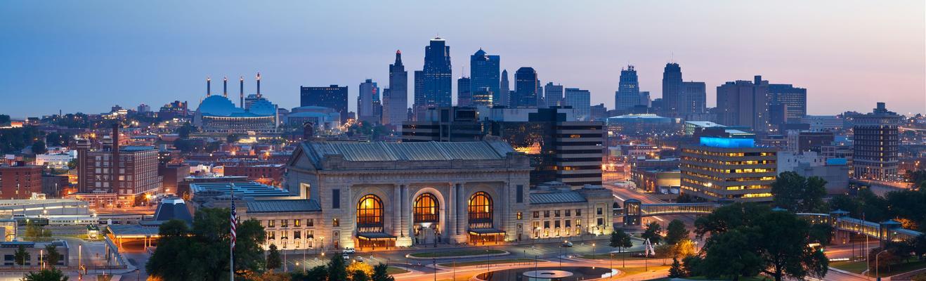 캔자스시티 - 친환경, 도시적인, 역사적인, 나이트라이프