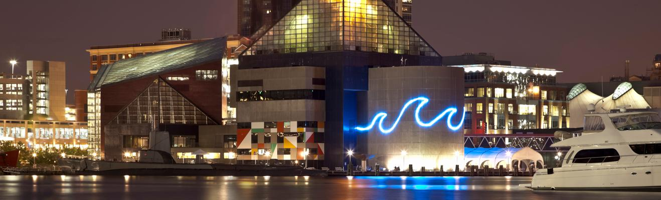 볼티모어 - 쇼핑, 도시적인, 역사적인, 나이트라이프