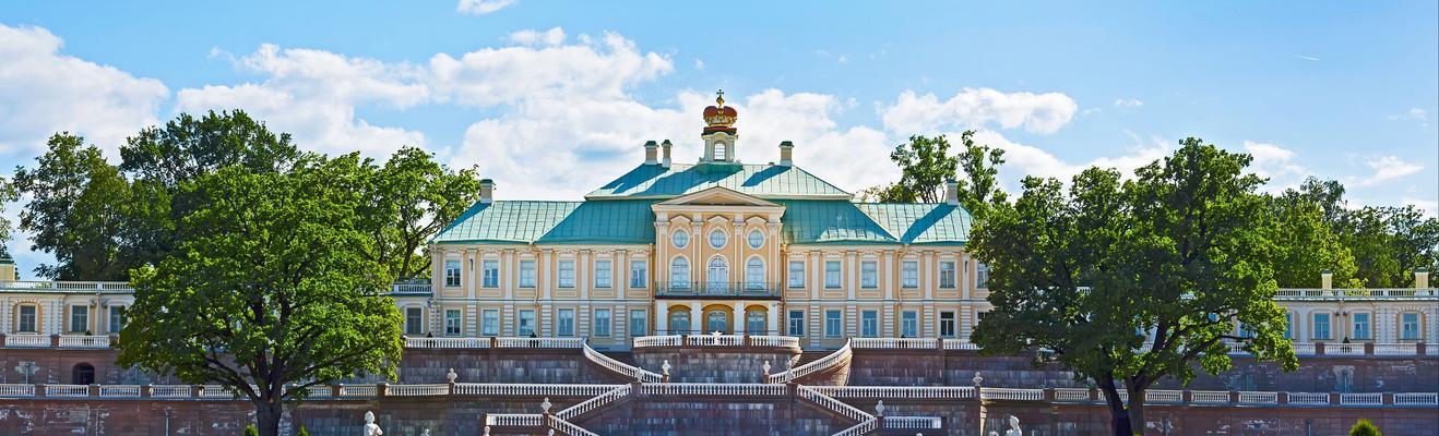상트페테르부르크 - 도시적인, 역사적인