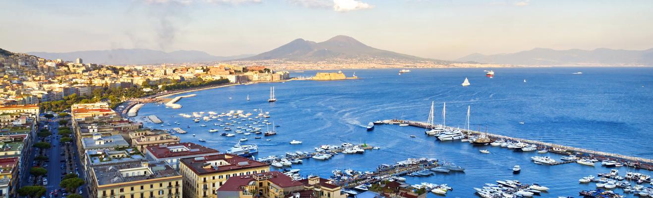 나폴리 - 로맨틱한, 친환경, 도시적인, 역사적인