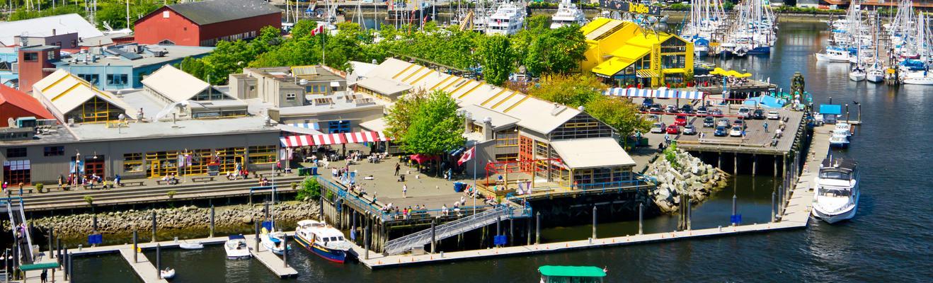 밴쿠버 - 해변, 도시적인, 역사적인, 나이트라이프