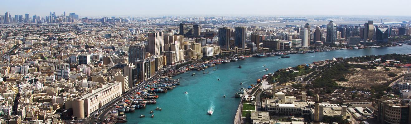 두바이 - 해변, 도시적인, 역사적인, 나이트라이프