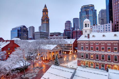 보스턴 호텔 특가 상품