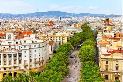 바르셀로나 호텔