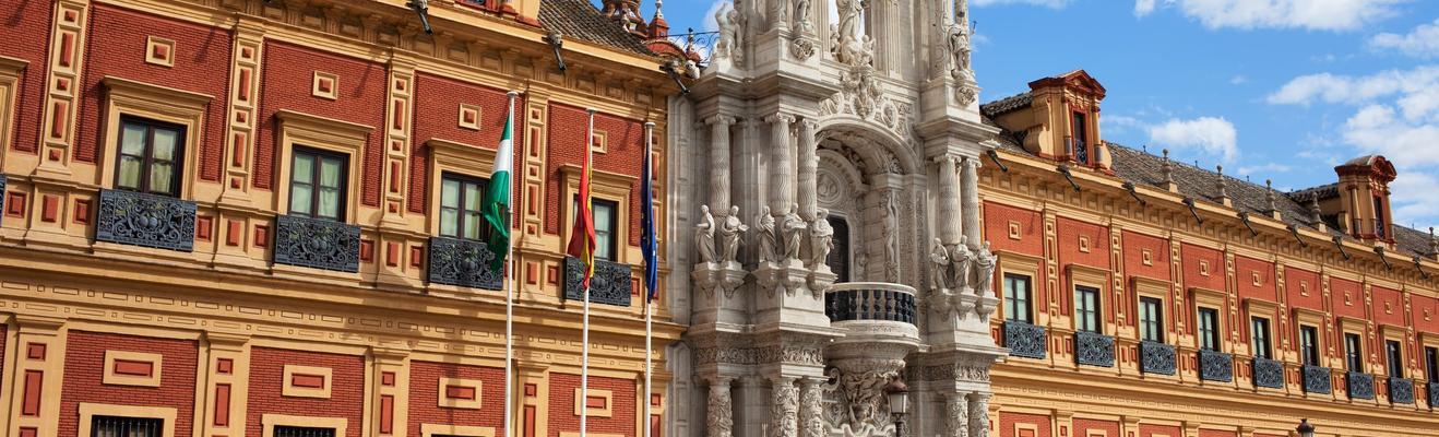세비야 - 도시적인, 역사적인