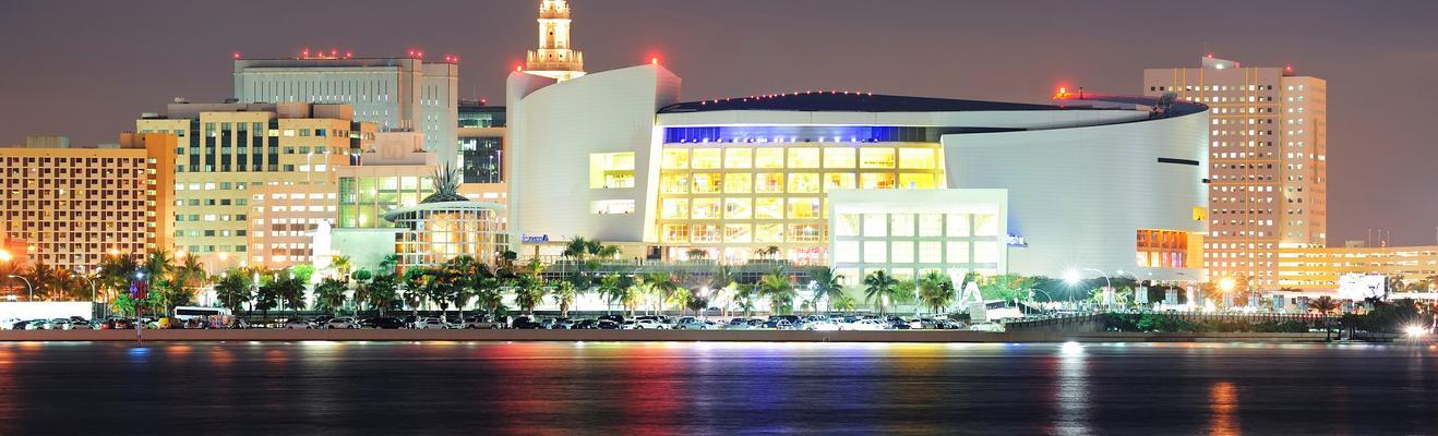 마이애미 - 해변, 쇼핑, 도시적인, 나이트라이프