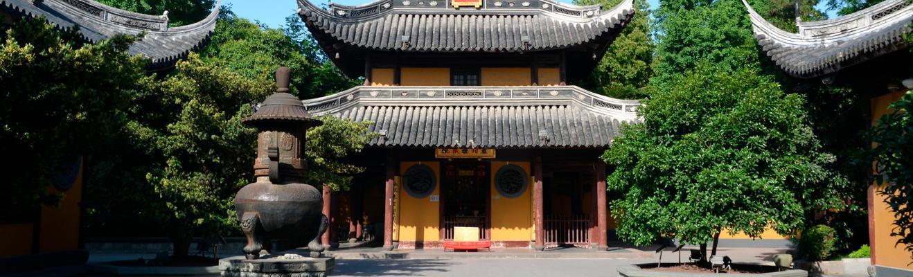 상하이 - 도시적인, 역사적인