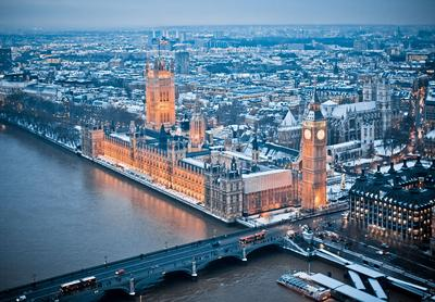 런던 호텔