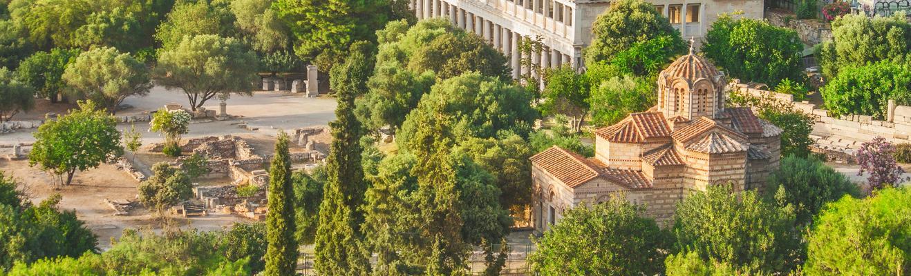 아테네 - 해변, 로맨틱한, 쇼핑, 친환경, 도시적인, 역사적인, 나이트라이프