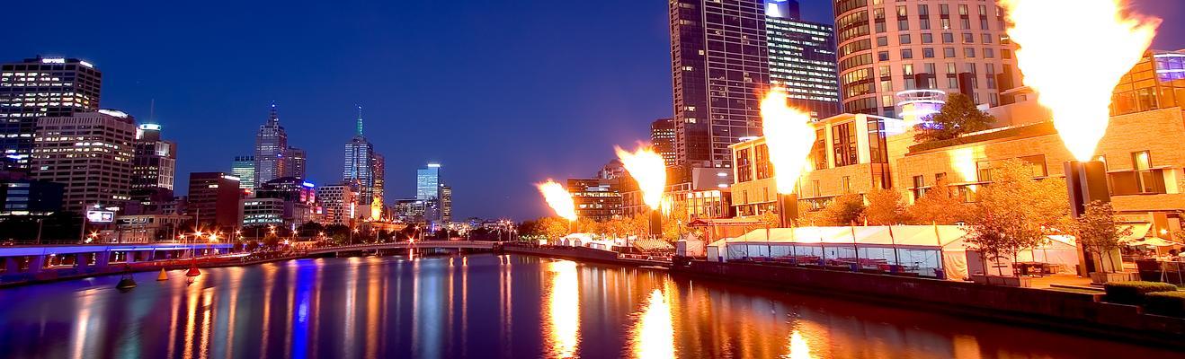 멜버른 - 해변, 로맨틱한, 쇼핑, 친환경, 도시적인, 역사적인