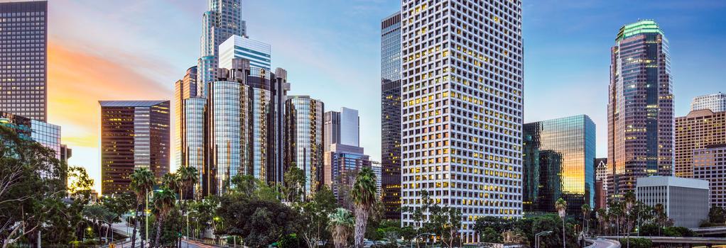샌드파이퍼 모텔 - 로스앤젤레스