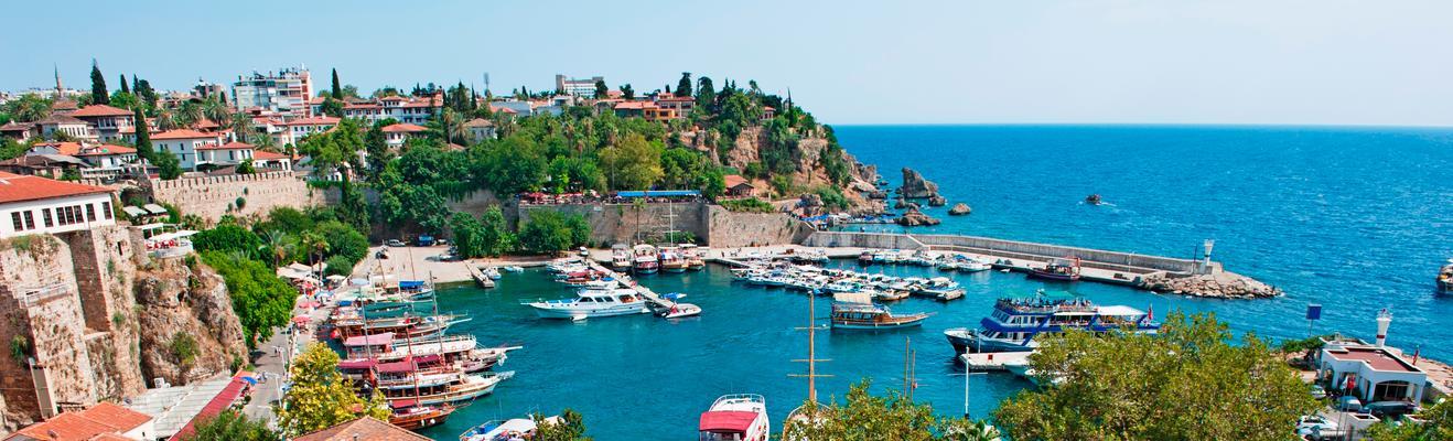 안탈리아 - 해변, 로맨틱한, 쇼핑, 도시적인, 역사적인, 나이트라이프