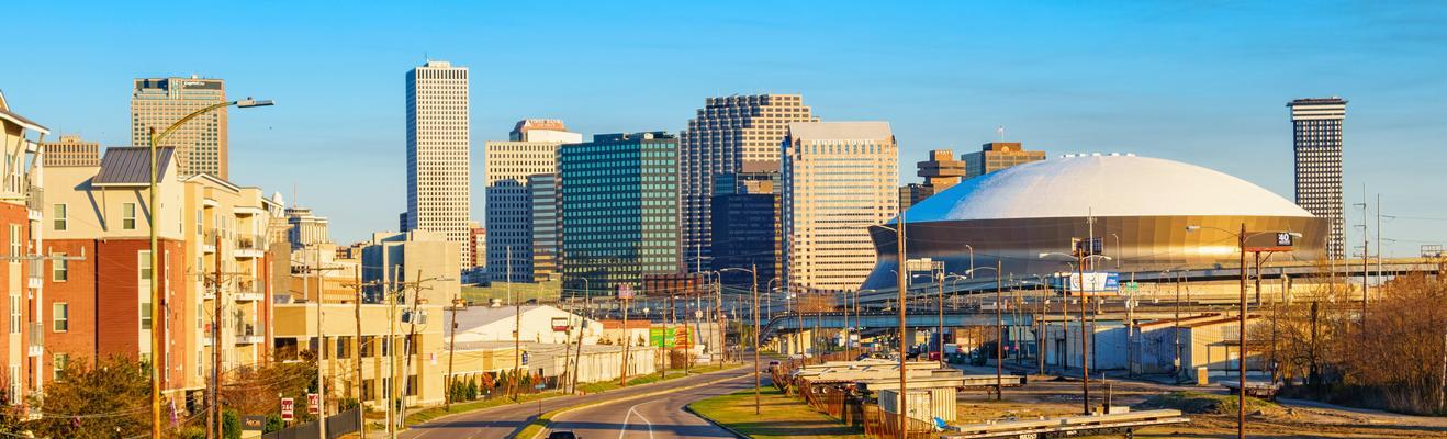 뉴올리언스 - 쇼핑, 도시적인, 역사적인, 나이트라이프