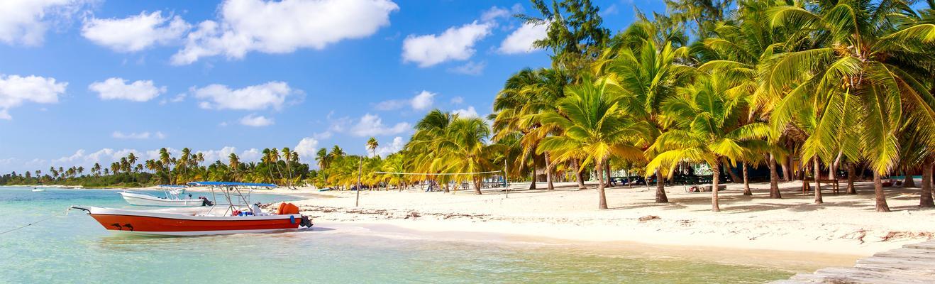 푼타카나 - 해변, 도시적인