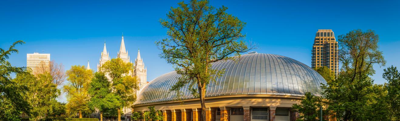 솔트레이크시티 - 도시적인, 역사적인
