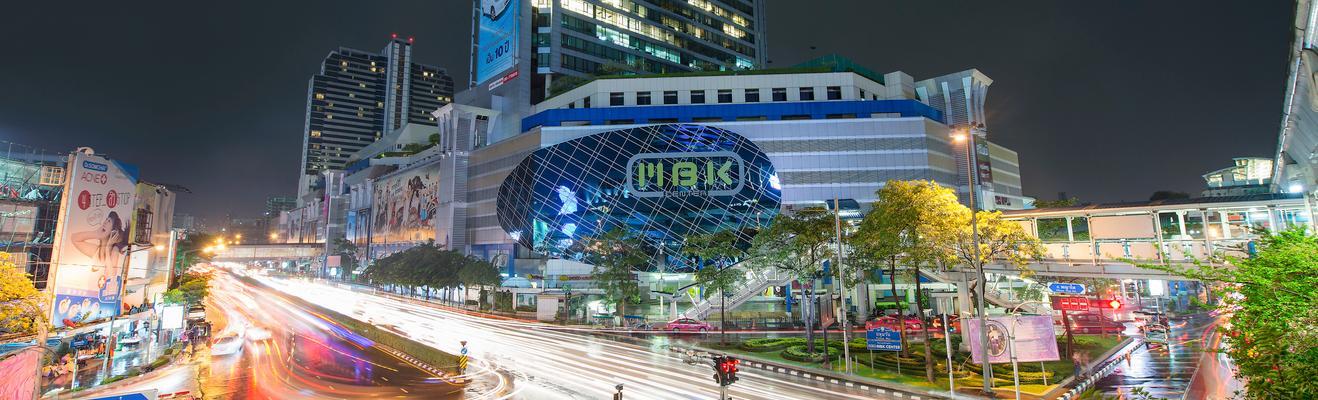 방콕 - 도시적인, 역사적인, 나이트라이프