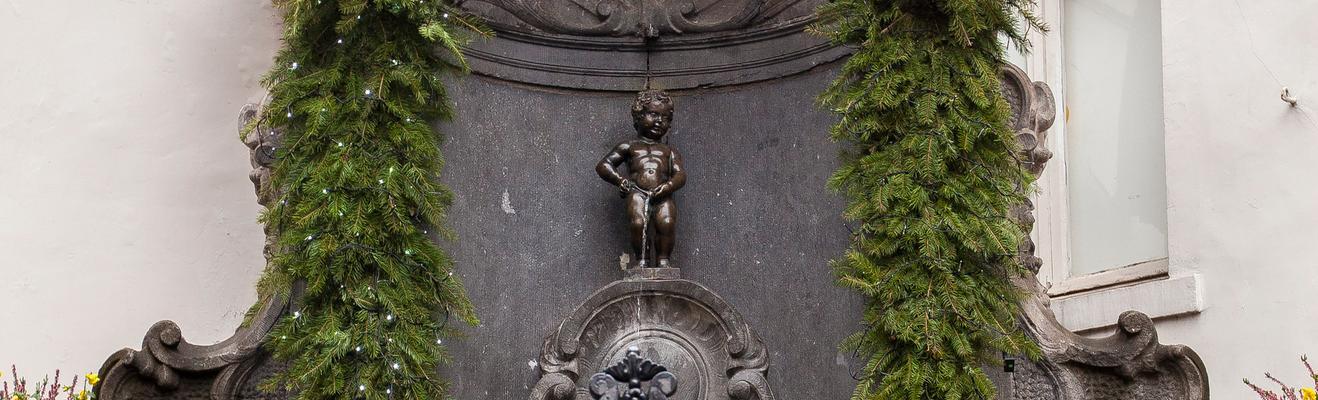 브뤼셀 - 도시적인, 역사적인