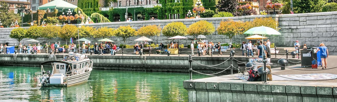 빅토리아 - 로맨틱한, 쇼핑, 친환경, 도시적인, 역사적인, 나이트라이프