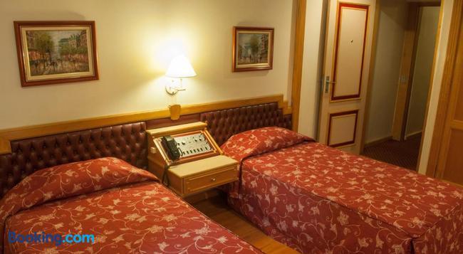 킹 호텔 - 상파울루 - 침실