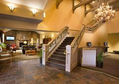 Coast International Inn - 앵커리지 - 로비