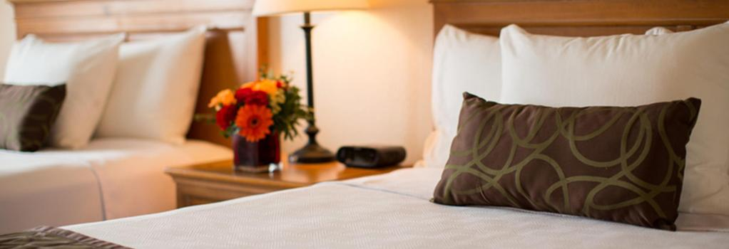 Coast International Inn - 앵커리지 - 침실