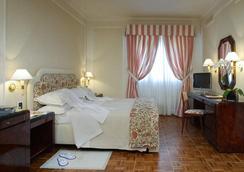 호텔 드 라 빌라 - 피렌체 - 침실