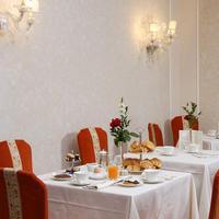 호텔 드 라 빌라 Restaurant
