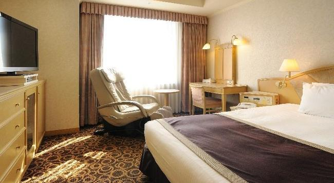 킨자 크레스톤 호텔 - 도쿄 - 침실