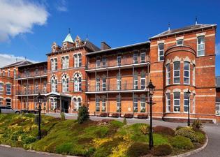 New Ambassador Hotel & Health Club