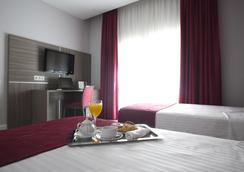 호텔 세라노 - 마드리드 - 침실