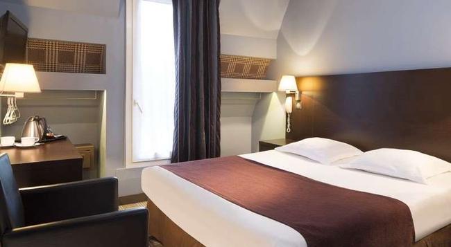 소피 저먼 호텔 - 파리 - 침실