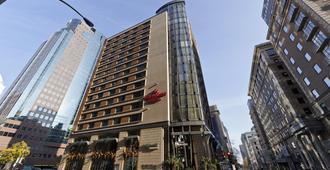 르 생 마르탱 호텔 파르티쿨리에 몬트리올 - 몬트리올 - 건물