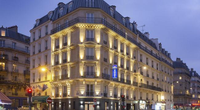 베스트웨스턴 쿠아티엘 라틴 판티온 호텔 - 파리 - 건물