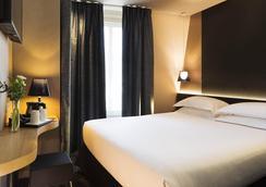 베스트웨스턴 쿠아티엘 라틴 판티온 호텔 - 파리 - 침실