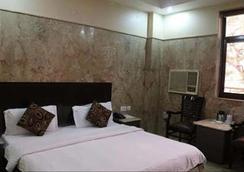호텔 만 케이 - 뉴델리 - 침실