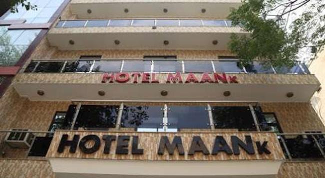 호텔 만 케이 - 뉴델리 - 건물