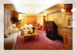 뉴 시티 가든 호텔 - 소주 - 침실