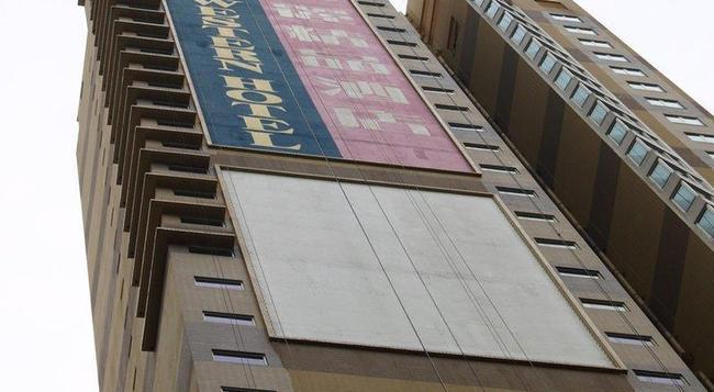 베스트웨스턴 호텔 코즈웨이 베이 - 홍콩 - 건물