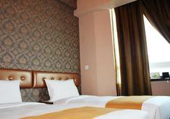 베스트웨스턴 호텔 코즈웨이 베이 - 홍콩 - 침실