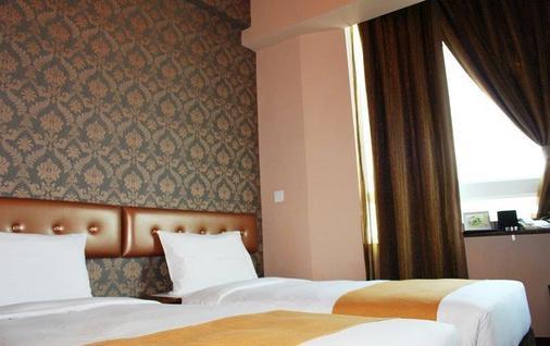 베스트 웨스턴 호텔 코즈웨이 베이 - 홍콩 - 침실