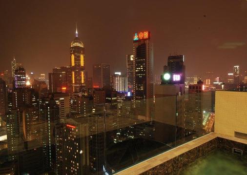 베스트 웨스턴 호텔 코즈웨이 베이 - 홍콩 - 발코니