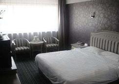 Super 8 Hotel Yinchuan Gulou Jin Qiao - 인촨 - 침실
