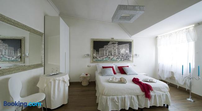 Suites Roma Tiburtina Luxury - 로마 - 침실