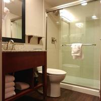 베스트웨스턴 플러스 피크 비스타 인 앤 스위트 Get ready for the day in one of our sparkling clean bathrooms.