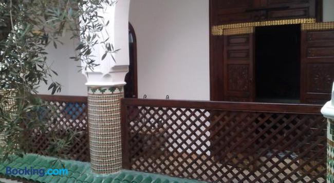 Riad Alma Mouassine - 마라케시 - 건물